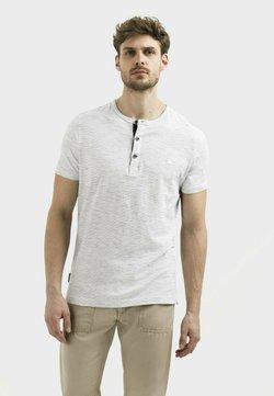camel active - T-Shirt print - broke white