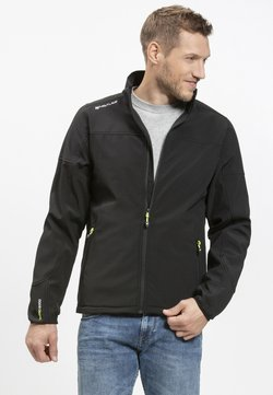 Whistler - DUBLIN - Softshelljacke - black