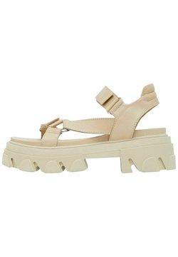 Bianco - Sandales à plateforme - beige