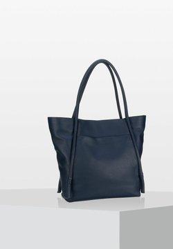 Bree - LOFTY - Shopping Bag - navy