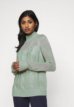 Fashion Union Petite - ALAN - Trui - green