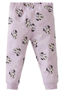 DeFacto - Pantalones deportivos - purple