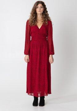 Indiska - VARJA - Vestido largo - red