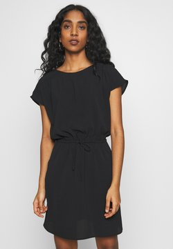 Vero Moda - VMSASHA BALI SHORT DRESS - Korte jurk - black