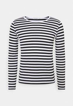 Marimekko - MARI - Langarmshirt - white/black