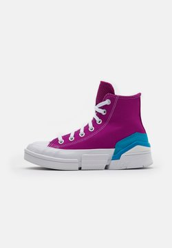 Converse - CPX70 - Sneakersy wysokie - cactus flower/sail blue/white