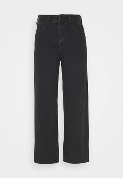 Lee - Relaxed fit jeans - black duns