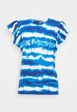 Love Moschino - T-Shirt print - light blue