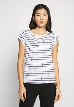 Anna Field - T-shirt imprimé - white