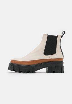 Billi Bi - Platform ankle boots - offwhite