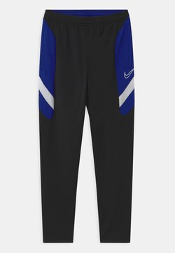 Nike Performance - DRY ACADEMY - Jogginghose - black/deep royal blue/white