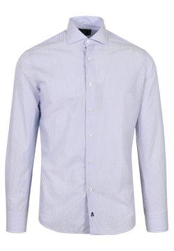 Scalpers - Businesshemd - blue stripes