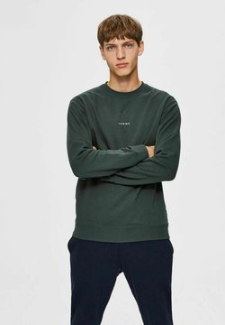 Selected Homme - Felpa - deep forest