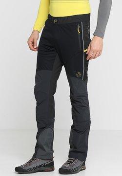 La Sportiva - SOLID PANT  - Pantalones montañeros largos - black