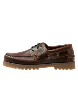 Dockers by Gerli - Sportieve veterschoenen - brown