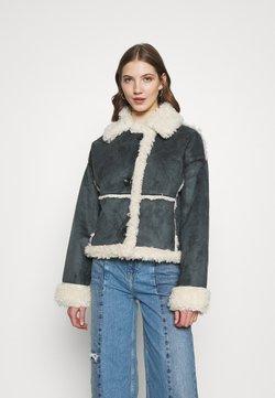 BDG Urban Outfitters - JACKET - Lett jakke - charcoal