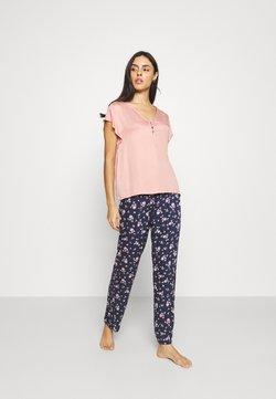 Women Secret - FALL NIGHT - Pyjama - pink