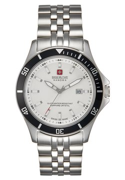 Swiss Military Hanowa - FLAGSHIP - Montre - silver-coloured/white
