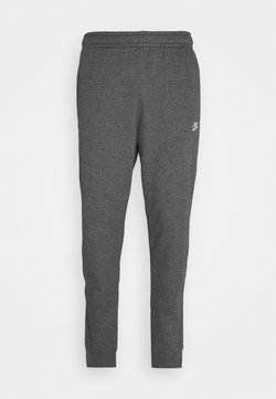 Nike Sportswear - CLUB - Jogginghose - charcoal heathr/anthracite/white