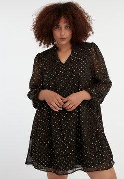 MS Mode - Freizeitkleid - black