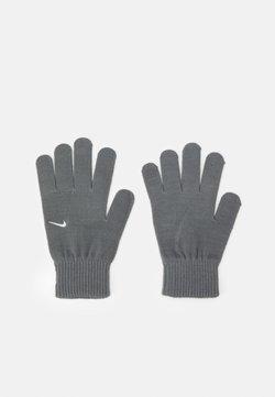 Nike Performance - GLOVES UNISEX - Sormikkaat - smoke grey/white