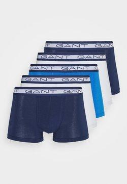 GANT - BASIC TRUNK 5 PACK - Shorty - blue