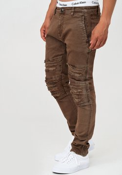 INDICODE JEANS - ROTH - Slim fit jeans - cub