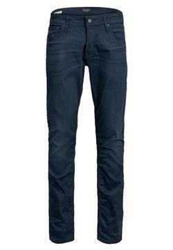 Jack & Jones - JEANS CLARK ICON - Jeans Straight Leg - blue denim