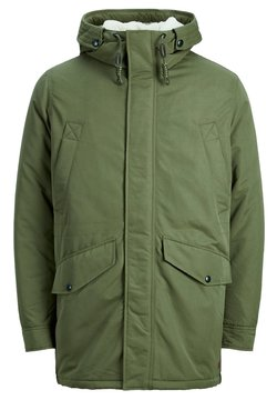 Jack & Jones - JJEWETLAND - Parka - olive night