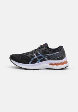 ASICS - GEL-NIMBUS 23 - Zapatillas de running neutras - black/carrier grey