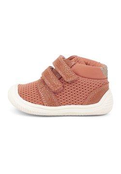 Woden - TRISTAN BABY - Vauvan kengät - canyon rose