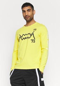 Puma - Pitkähihainen paita - yellow