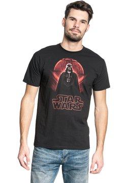 Nastrovje Potsdam - STAR WARS DARTH VADER DEATH STAR - T-Shirt print - schwarz