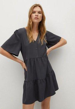 Mango - RITA-L - Korte jurk - anthrazit