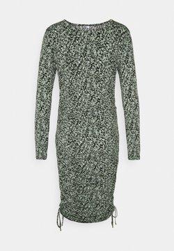JDY - JDYDORIT DRESS - Vestito di maglina - forest
