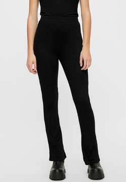 Pieces - Pantaloni - black