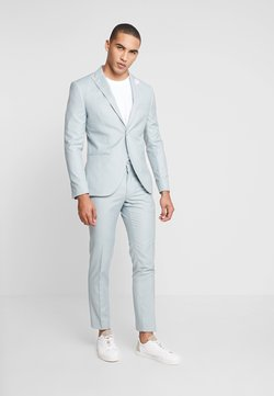 Isaac Dewhirst - WEDDING SUIT - Anzug - light green