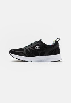 Champion - LOW CUT SHOE RUN - Zapatillas de running neutras - new black
