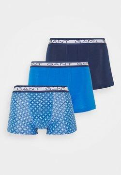 GANT - BASIC TRUNK MINI STAR 3 PACK - Shorty - strong blue