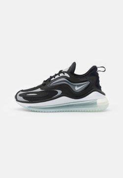 Nike Sportswear - AIR MAX ZEPHYR - Sneaker low - black/white/light smoke grey/pure platinum