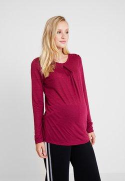 Esprit Maternity - Longsleeve - plum red