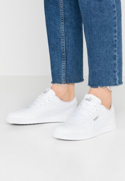 Puma - CARINA SLIM - Sneaker low - white