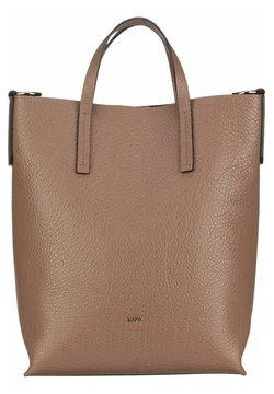 Abro - JULIE  - Shopping Bag - walnut
