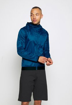ION - WINDBREAKER JACKET SHELTER - Trainingsjacke - ocean blue