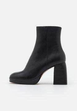 maje - High Heel Stiefelette - noir