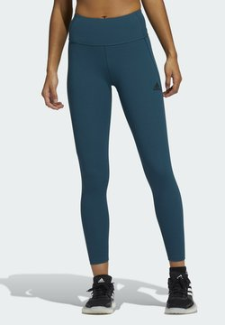 adidas Performance - 78 H.RDY T - Tights - turquoise