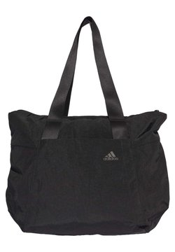 adidas Performance - TOTE BAG - Bandolera - black