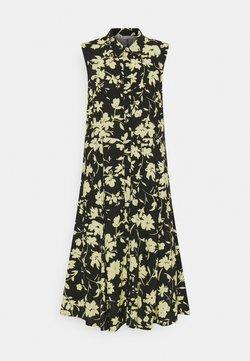 Anna Field - Blusenkleid - black/yellow