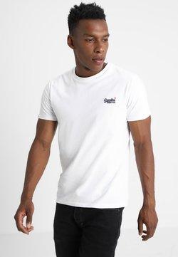 Superdry - ORANGE LABEL VINTAGE - T-Shirt basic - optic white