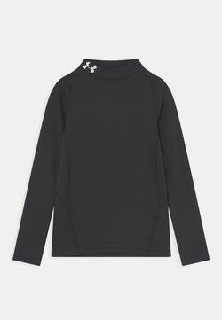 Under Armour - MOCK - Bluzka z długim rękawem - black